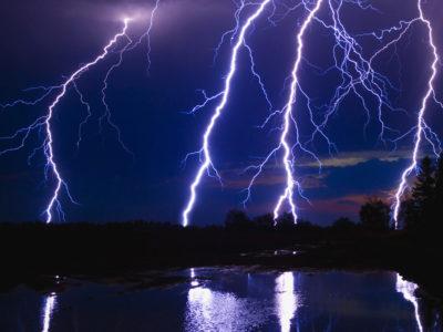 Молния вывела из строя оборудование поселка «Вуокса-Плюс»