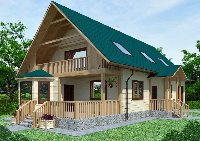 Как построить дом своими руками экономично и практично быстро